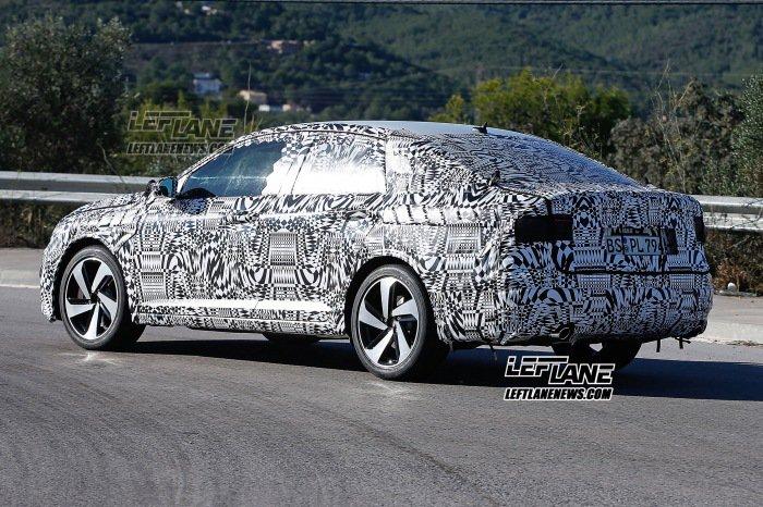 Spyshots : La toute nouvelle VW Jetta GLI 2019 sur le circuit de Nürburgring