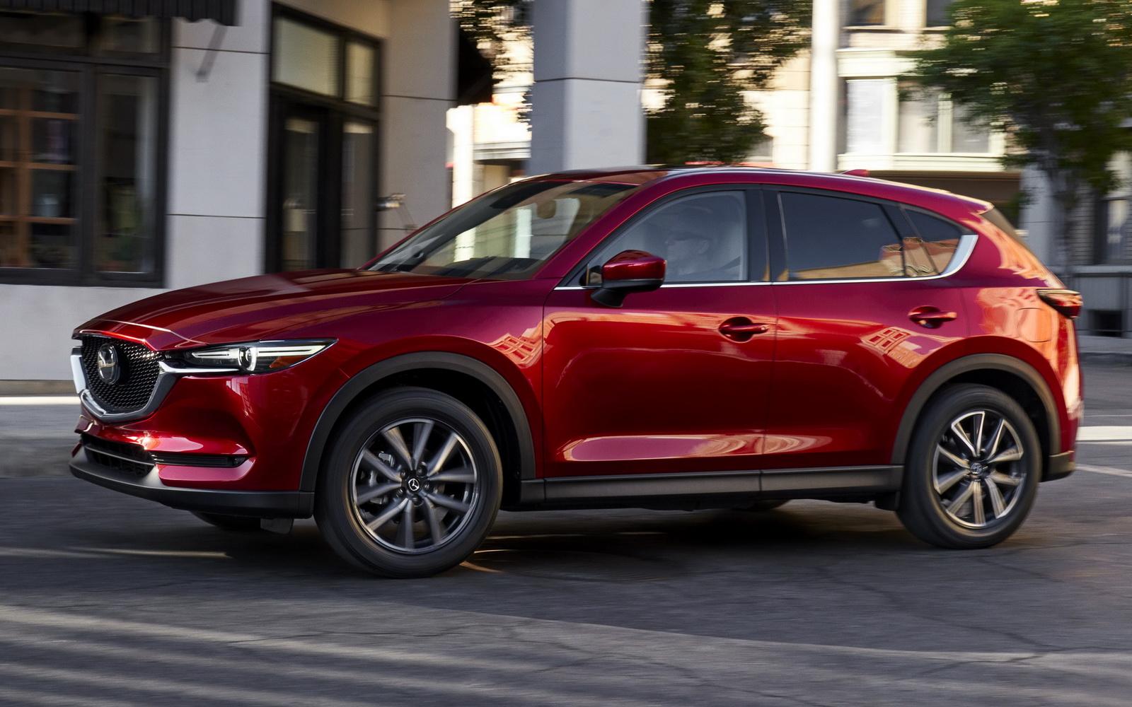 Nouveau Mazda CX-5 2018 : un SUV plus économique en ...