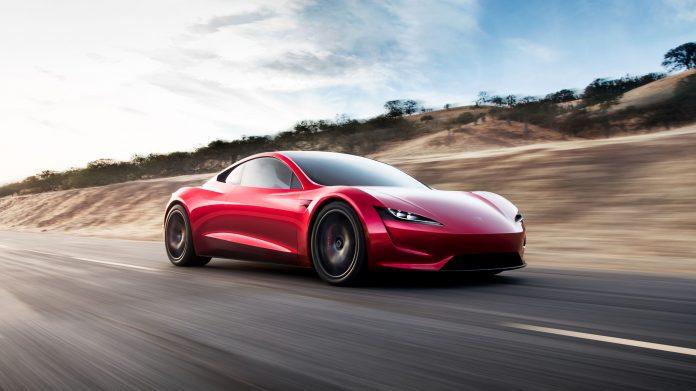 Nouveau Roadster de Tesla atteint 100 km en 1,9 seconde