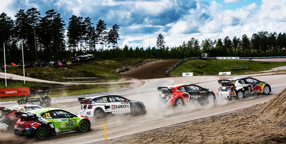 Rallycross WRX