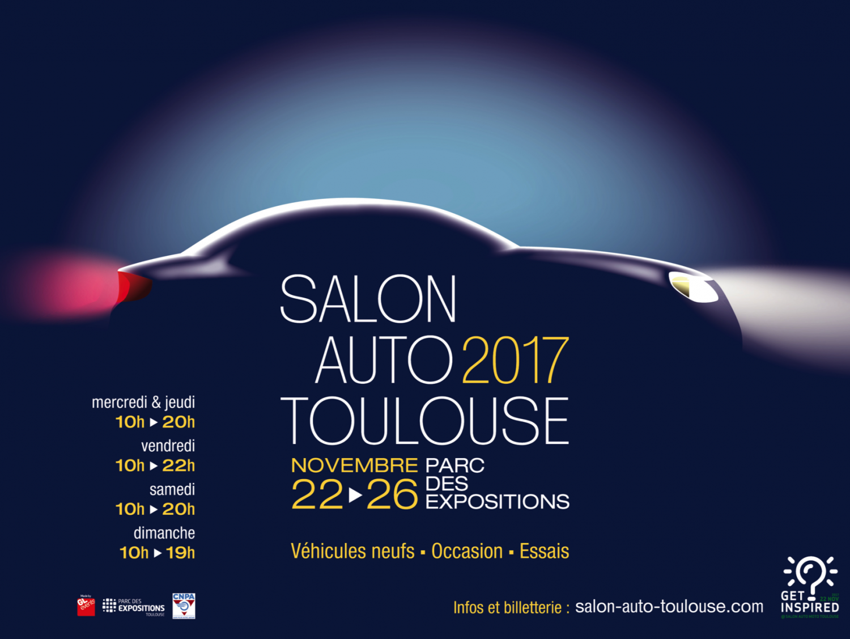 salon de l 39 auto de toulouse 2017 ouvre ses portes