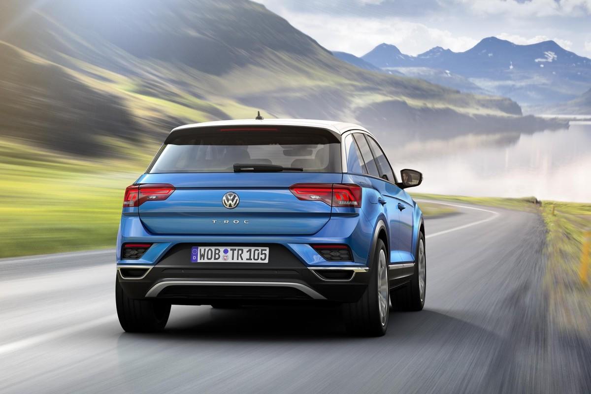 Volkswagen T-Roc 2018