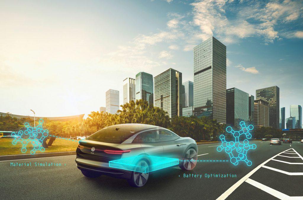 Volkswagen et Google partenaires pour l'informatique quantique