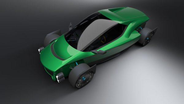 La Miss R est plus rapide que la Tesla Roadster