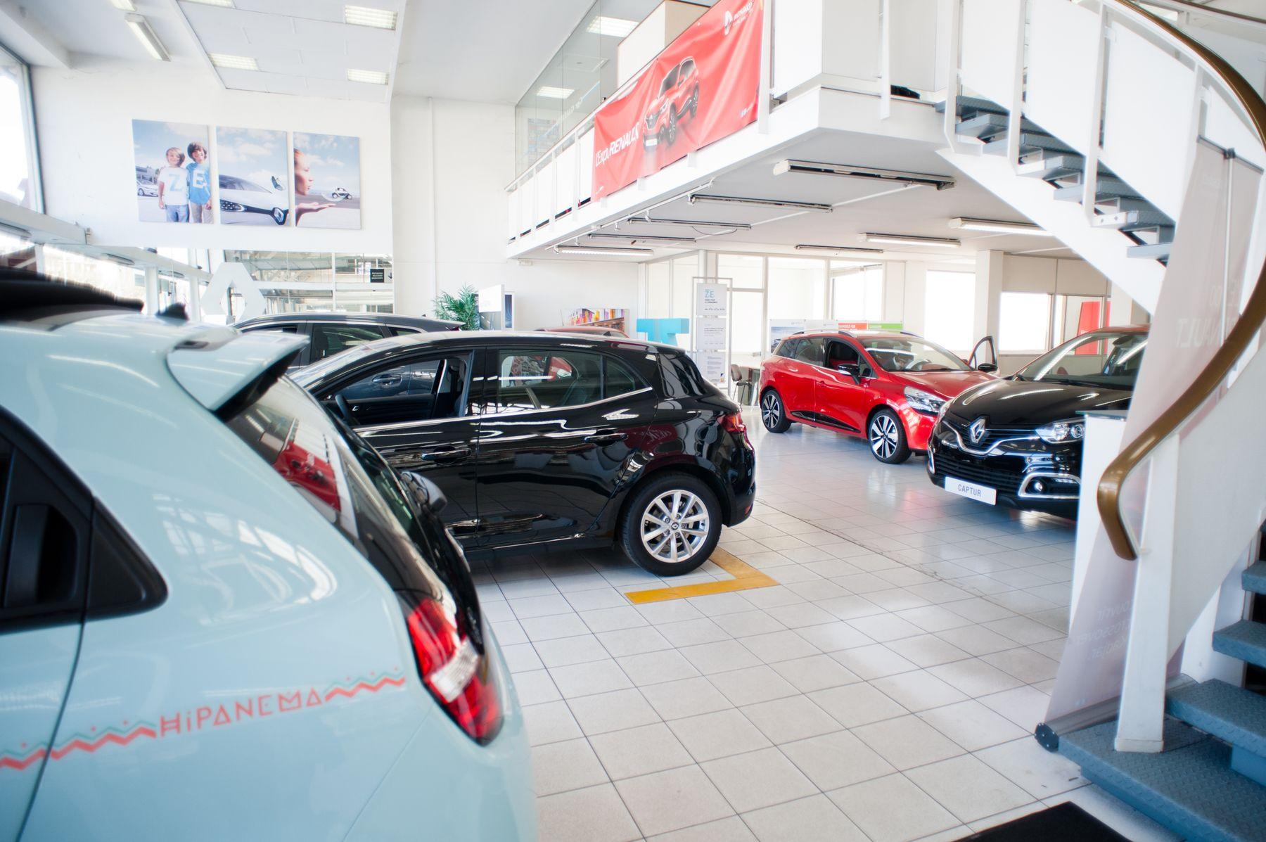 vente voitures françaises en hausse