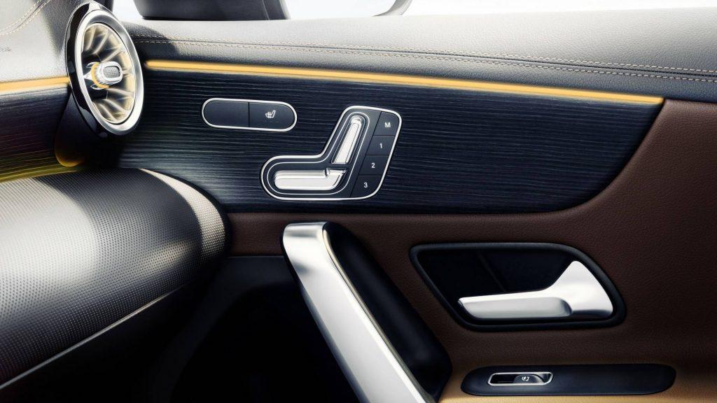 Mercedes-Benz Classe A intérieur