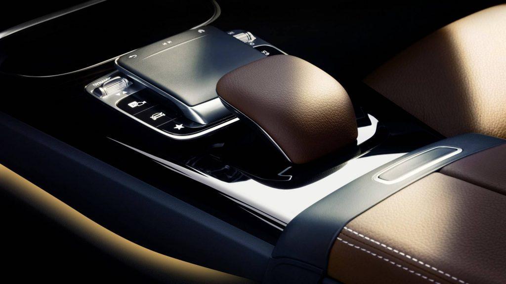 Mercedes-Benz Classe A 2018 intérieur