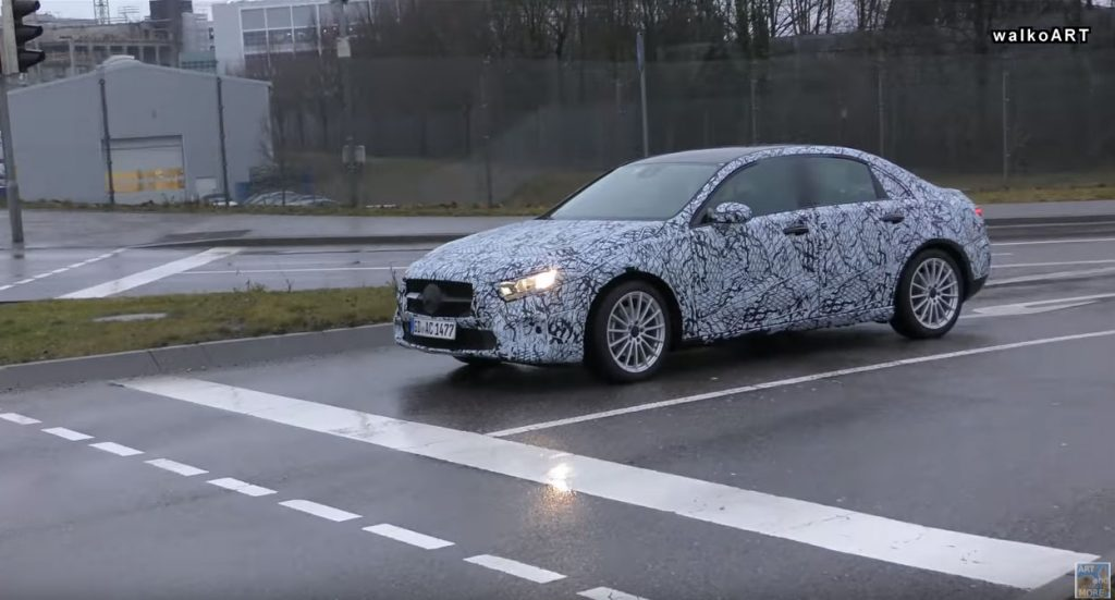 Mercedes-Benz Classe A 2019 US