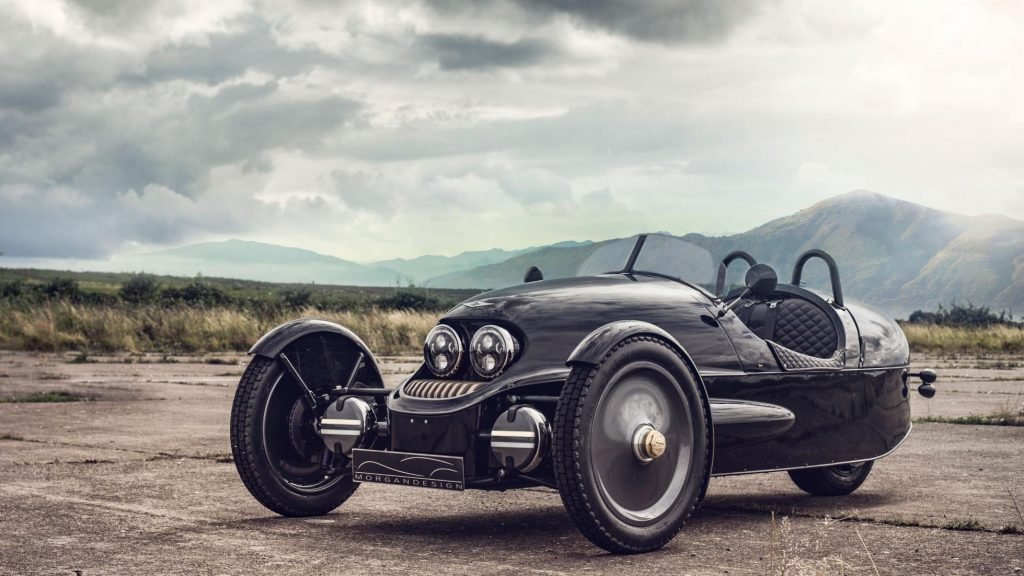 Morgan EV3 Edition Selfridges