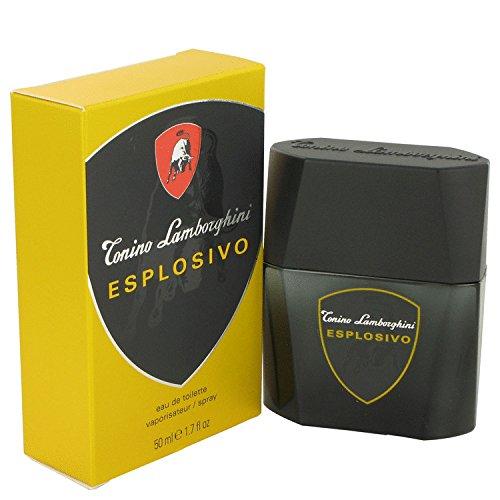 Eau de toilette Lamborghini Explosivo