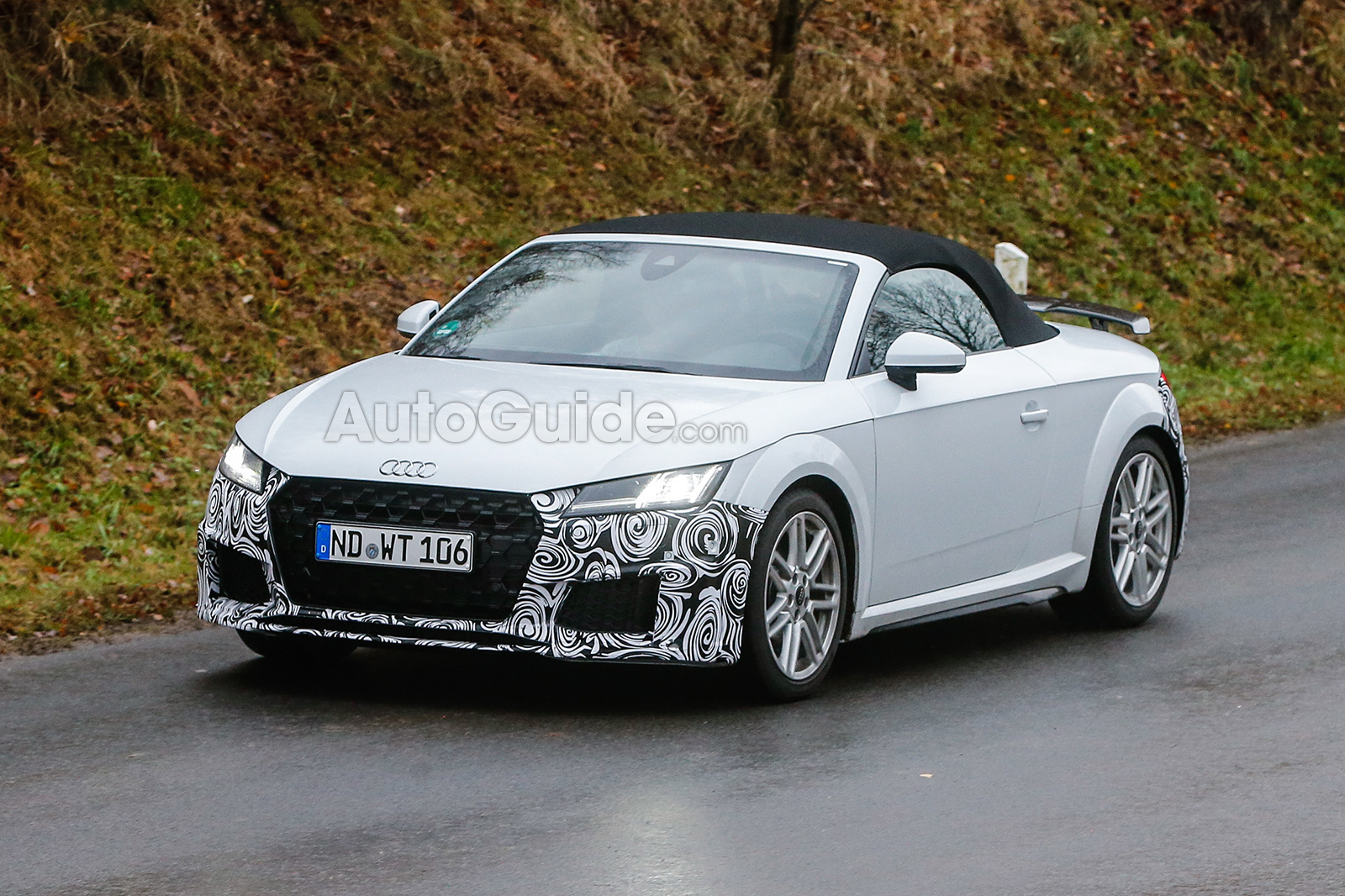 spyshots la nouvelle audi tt 2020 bient t pr te pour son lancement. Black Bedroom Furniture Sets. Home Design Ideas