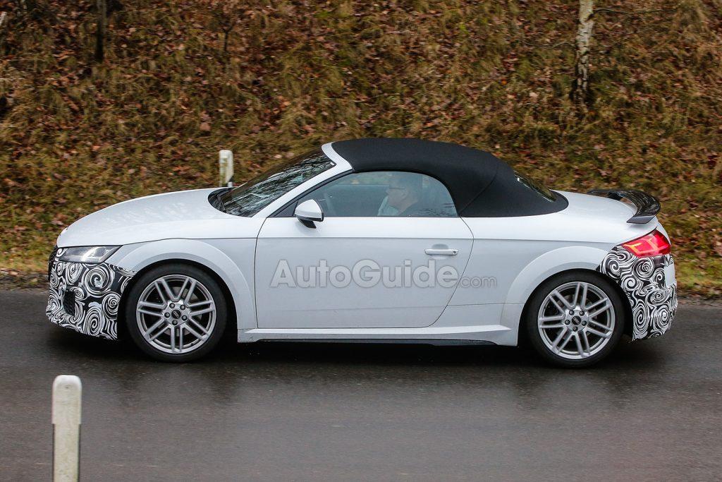 Audi TT 2020