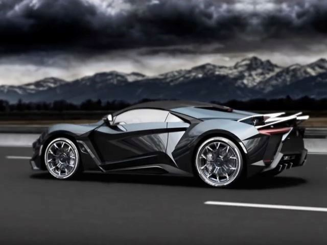 Motors Fenyr SuperSport