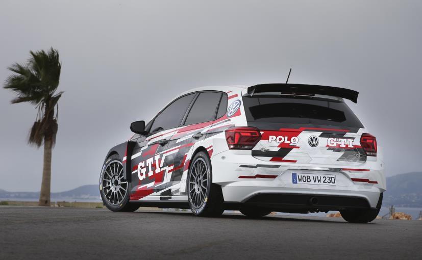 Polo GTI R5 2018