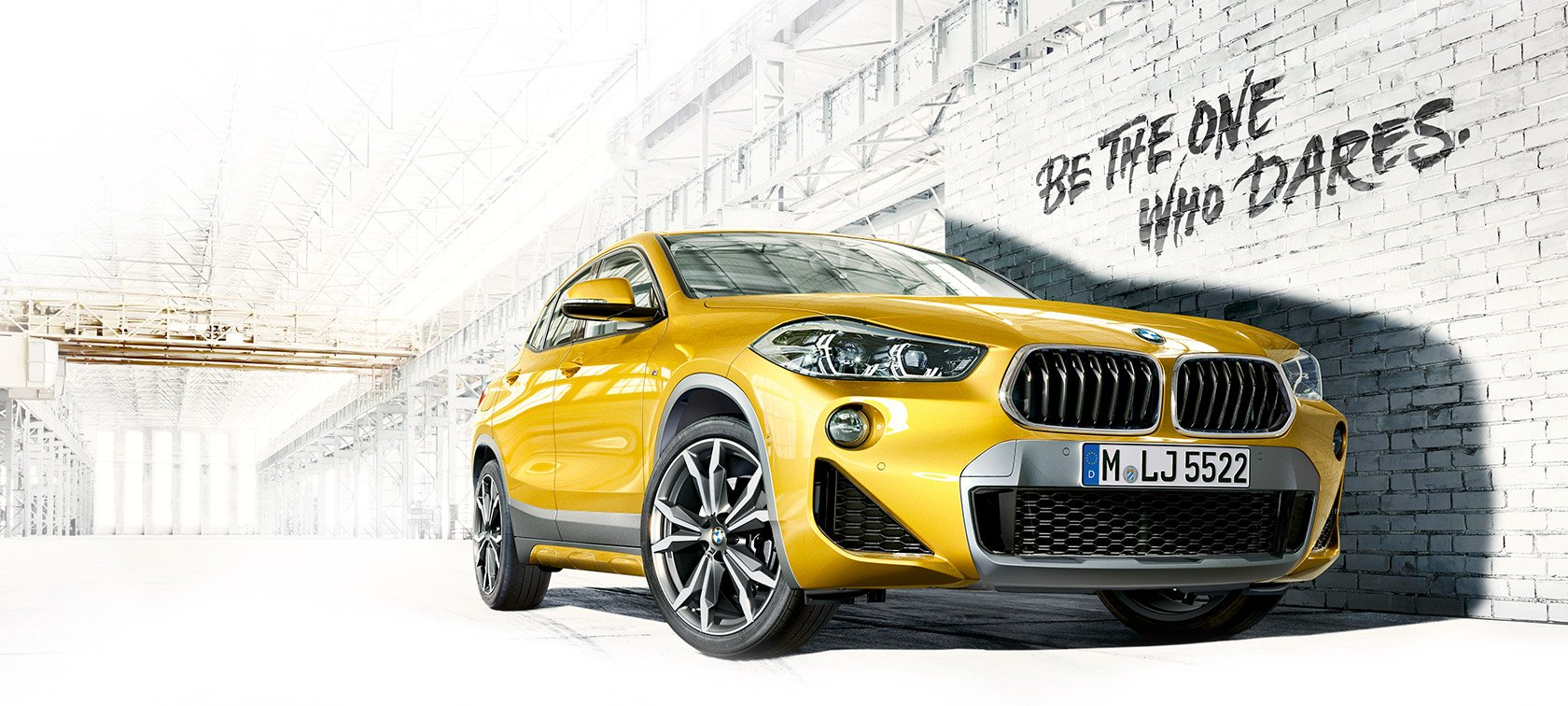 bmw x2 un crossover compact au style muscl. Black Bedroom Furniture Sets. Home Design Ideas